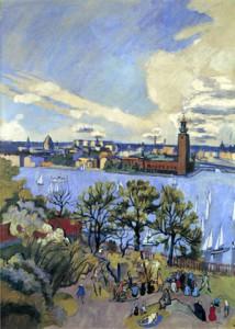Regatta vid Mälaren (1944)