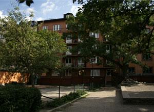 Bastugatan 21 från Ivar Los park